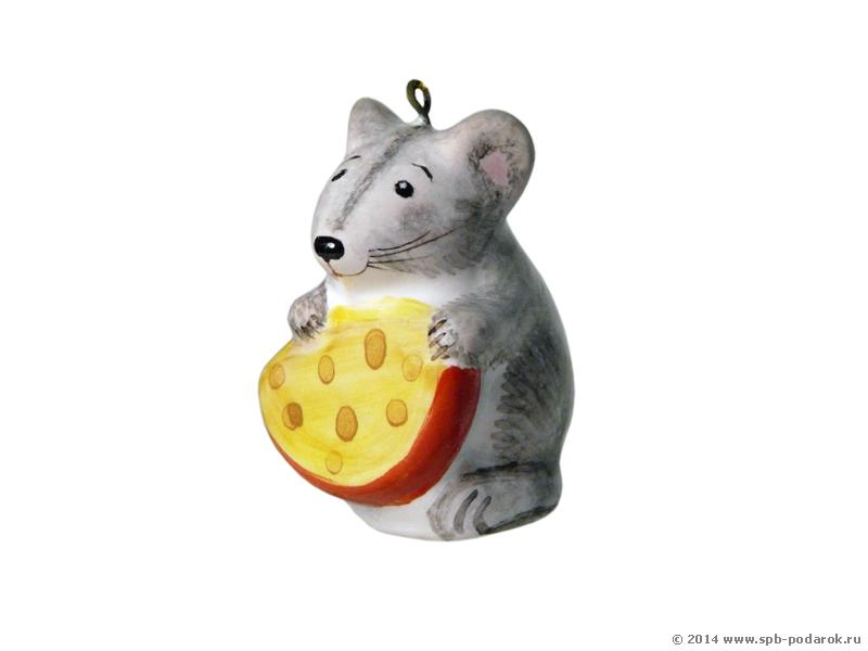 картинка мышка с сыром